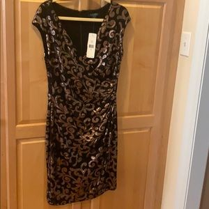 Lauren cocktail Dress perfect for night out w/date
